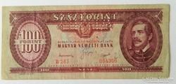 100 forint 1949 Minta perforációval
