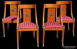 Empire szék garnitúra