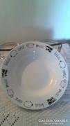 2 db - angol minőségi - mély tányér