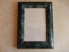 Smaragd sötétzöld kis képkeret