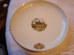 Csodaszép  19 cm tányér