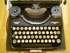 Continentál 350 írógép