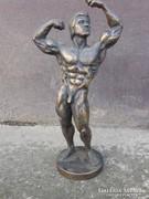 Férfi akt szobor.......