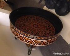 Afrikai ópium asztalka