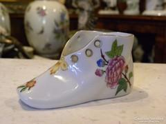 HERENDI - Porcelán Cipő