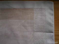 1193. Díszzsebkendő - azsúrozott
