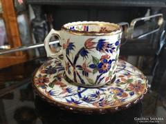 Csésze Bélapátfalva Zsolnay Minőségben Bambusz dekorral