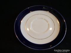 Zsolnay porcelán kobalt tálka