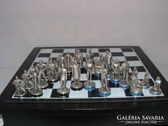 James Bond sakk készlet, vintage
