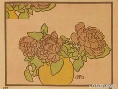 Rippl-Rónai József: Virágcsendélet