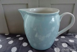 Kék nagy porcelán kancsó