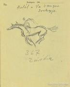 Ferenczy Béni : A halál lovasa