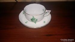 Antik Herendi teás csésze
