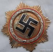 Német kitüntetés