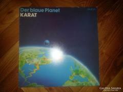 Karat - Der Blaue Planet bakelit
