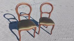 Neobarokk szék 2db