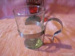 Üveg pohár  Á004
