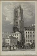 Rouargue : La tour Saint Jacques la Boucherie