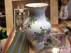 Herendi váza eladó , 18cm magas
