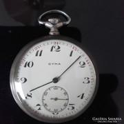 Órák-zsebóra ezüst