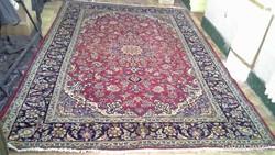 Fényűző luxus kézicsomózású perzsaszőnyeg orig. Irán 365x248