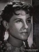TÖRÖCSIK MARI NAGY MOZI FOTÓ KÖRHINTA 1956