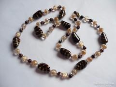 Régi muránói nyaklánc