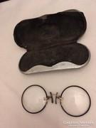 Antik szemüveg cvikker