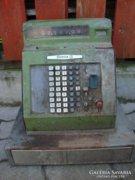 Régi Sweda pénztárgép