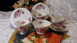 Queen Anne Bone China kétszemélyes teás készlet