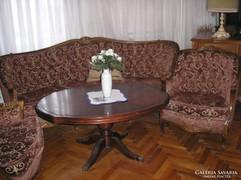Warings ülőgarnitura asztalal