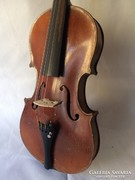 Tanczer György hegedű