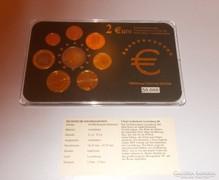 Luxemburg euro  sorozat gyűjtői kiadás limitált