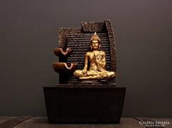 Buddha kis csobogó