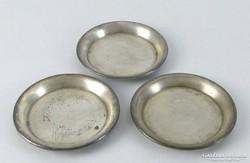 0J714 Régi ezüstözött WMF tálka 3 darab