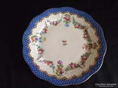 Herendi Lichtenstein mintás sütis tányér