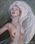 Vio Míg a halál el nem választ című festménye