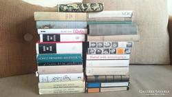 Szépirodalmi könyvcsomag 24 db