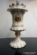 Meisseni váza 1806