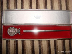L. Janesich ezüst levélbontó kés eladó