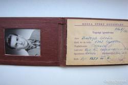 Tagsági Dózsába 1957-ből