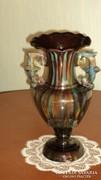 Ifj. Badár jelzéssel kerámia váza