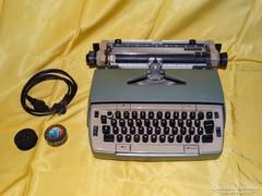 Electra 210 Amerikai elektromos írógép régi működőképes
