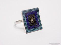 Ezüst gyűrű (ZAL-Ag58804)