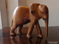 Elefánt - sérült