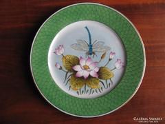 Gyönyörű porcelán tányér (27 cm)