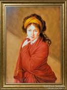Golovin grófnő arcképe