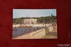 Hajdúszoboszló, strand - képeslap