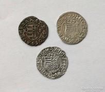 1577-78-1620 3db postumus ezüst dénár