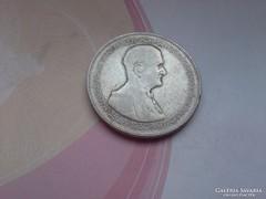 1930 Horthy ezüst 5 pengő 25 gramm 0,640